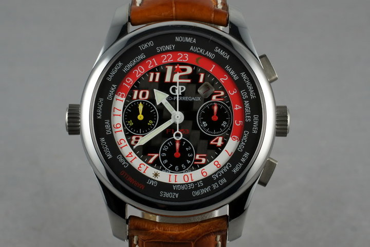 Girard-Perregaux Ferrari F1 053 World Time 49800 photo