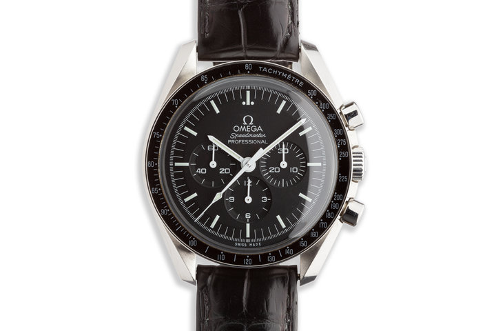 Omega Speedmaster Professional 31130423001005 with Box and Card photo