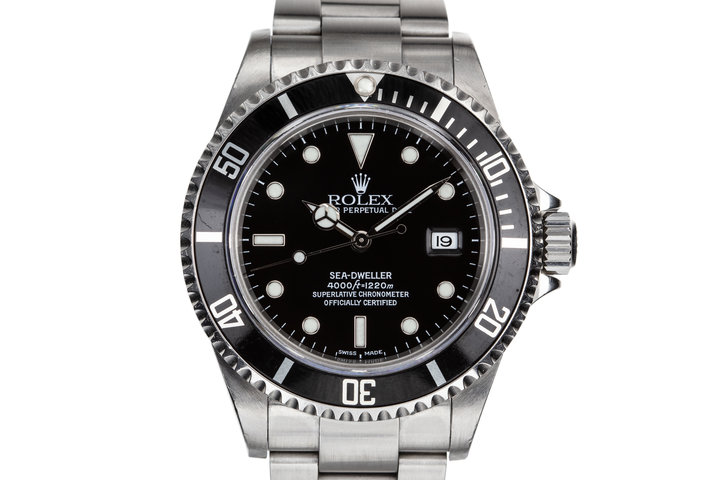 2003 Rolex Sea-Dweller 16600 photo