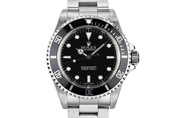 1995 Rolex Submariner 14060 photo