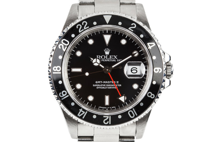 1995 Rolex GMT-Master II 16710 photo