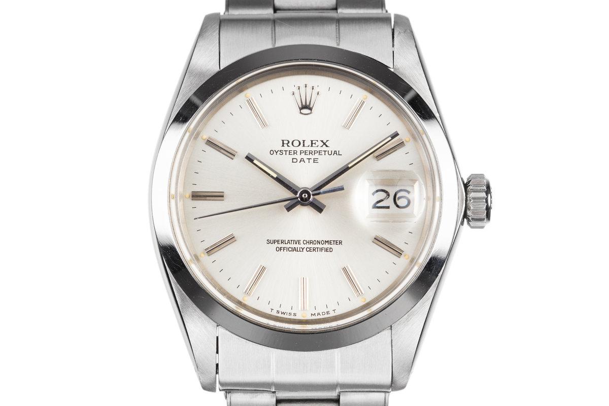 1964 Rolex Date 1500 photo, #0