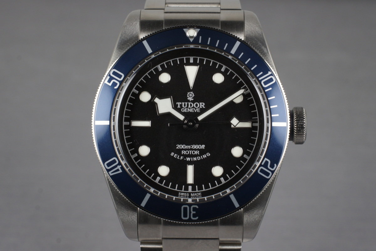 2014 Tudor Black Bay 79220OB with Box and Papers MINT photo, #0