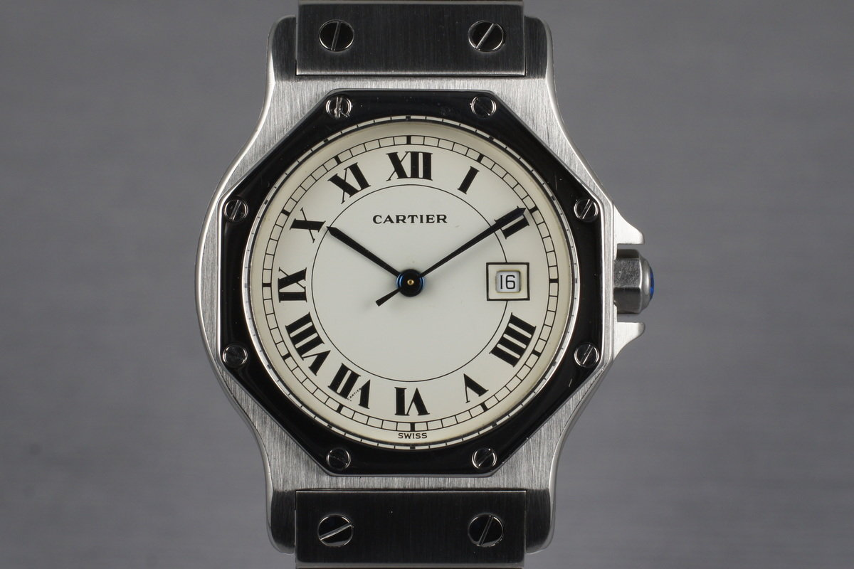 Cartier Santos Octagon photo, #0