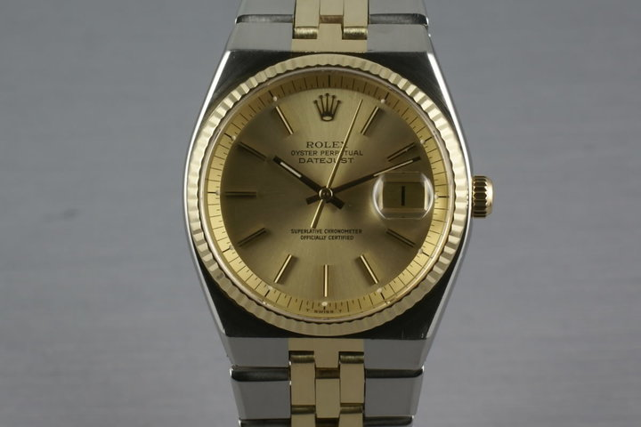 Rolex Datejust 1630 Rare photo