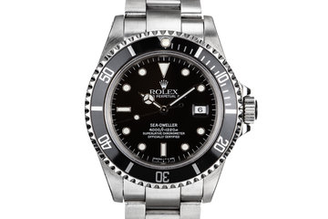 1993 Rolex Sea-Dweller 16600 photo