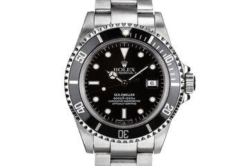 1993 Rolex Sea-Dweller 16600 photo