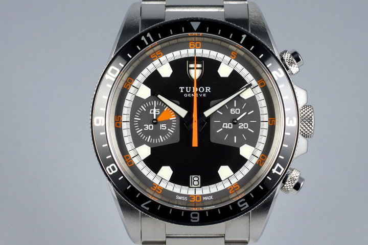 2010 Tudor Heritage Chrono 70330 photo