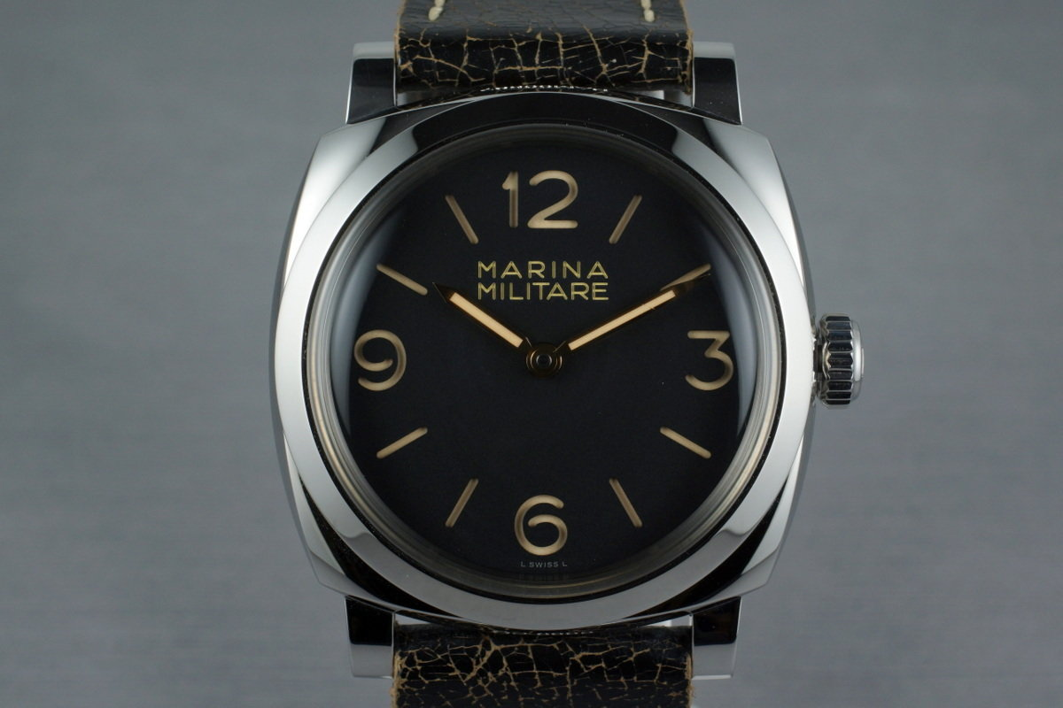 2014 Panerai PAM 587 Radiomir 1940 Marina Militare with Box and Papers photo, #0