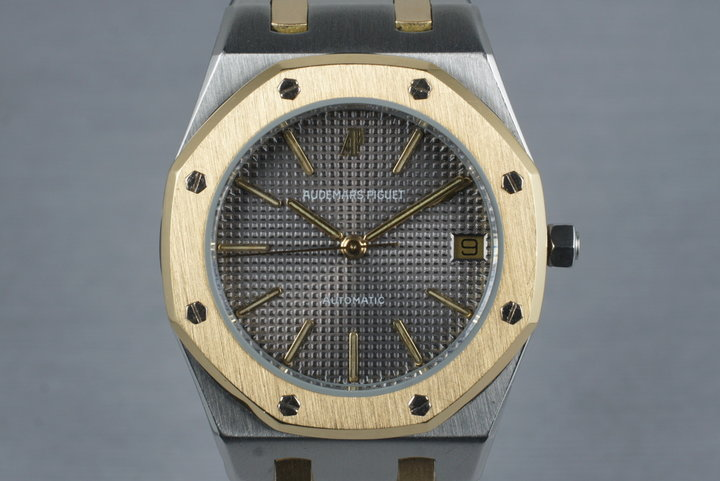 Audemars Piguet Two Tone Royal Oak Date 4100SA photo