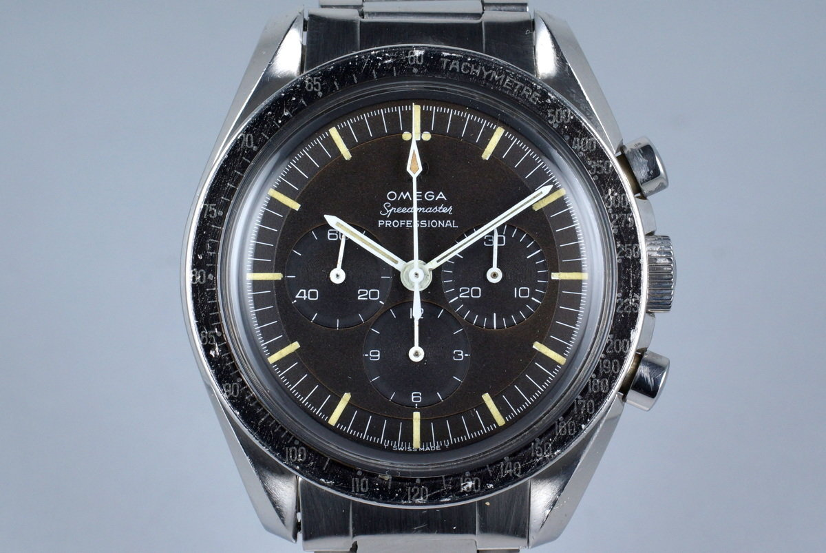 1965 Omega Speedmaster 105.012 Pre-Moon 321 Tropical Dial photo, #0