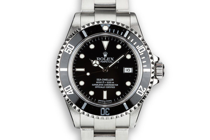 2005 Rolex Sea-Dweller 16600T photo
