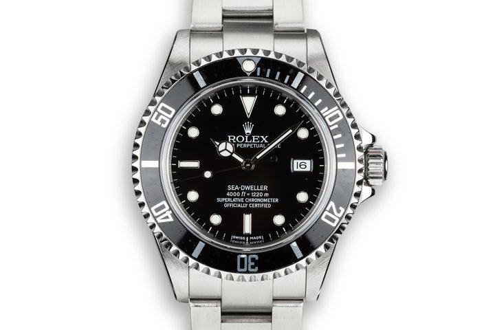 2005 Rolex Sea-Dweller 16600T photo
