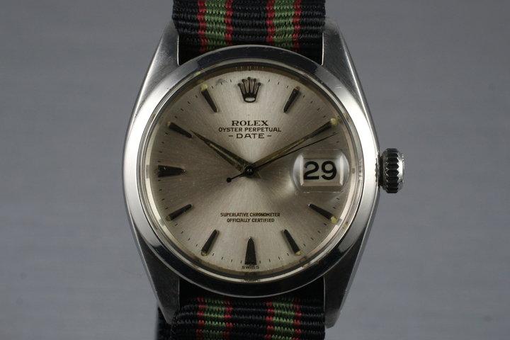 1961 Rolex Date 1500 photo