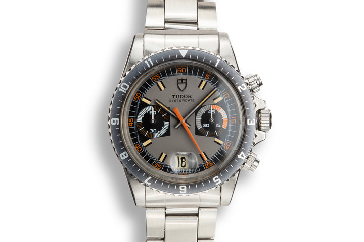 1972 Tudor Monte Carlo 7169/0 Grey Dial photo