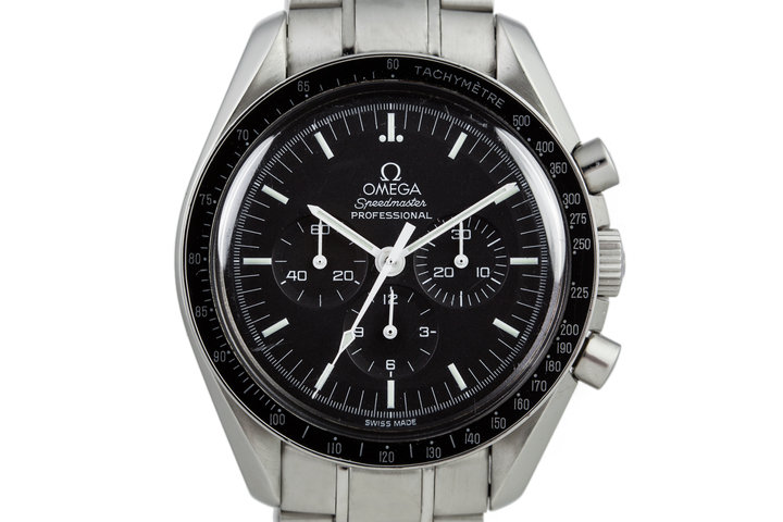 2002 Omega Speedmaster Professional 3572.50 photo
