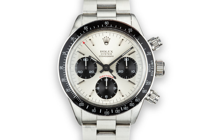 1976 Rolex Daytona 6263 with Silver Dial photo