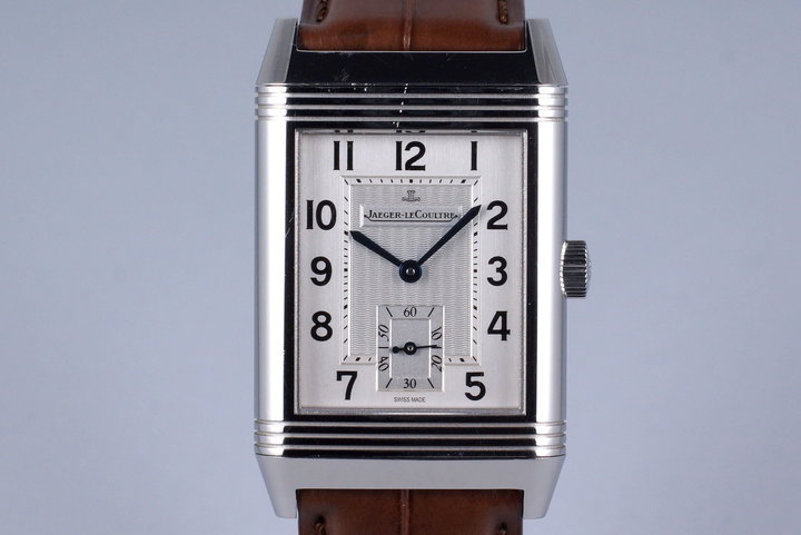 2013 Jaeger-LeCoultre Reverso Grande Taille 270.8.62 with Box and Papers photo