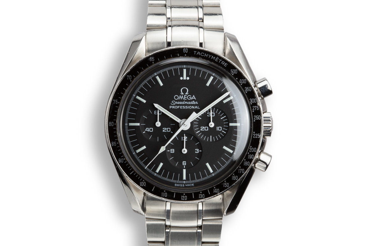2000 Omega Speedmaster Professional 3570.50 photo, #0