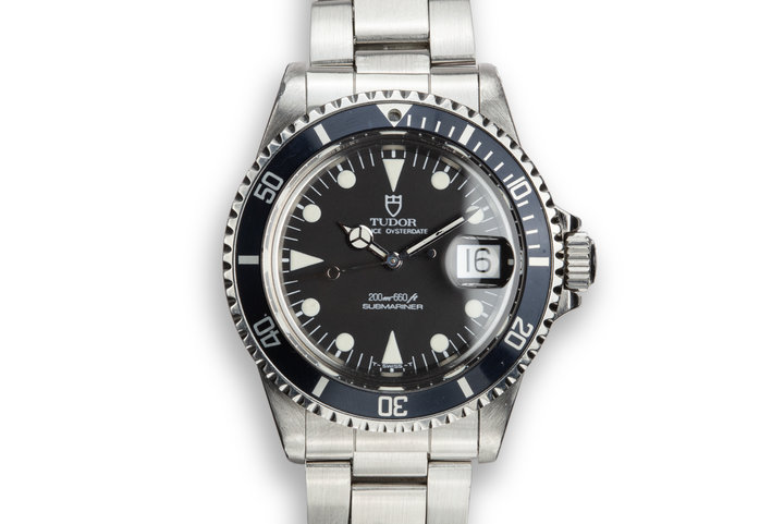 1989 Tudor Submariner Prince OysterDate 79090 photo