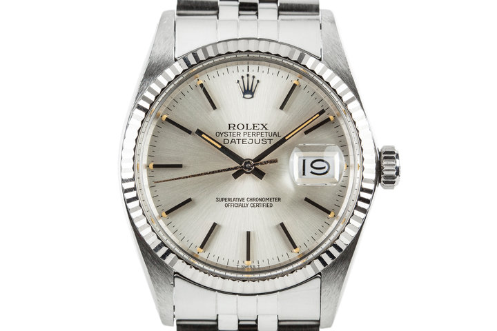 1983 Rolex DateJust 16014 photo