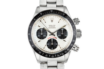 1979 Rolex Daytona 6263 Silver Dial photo