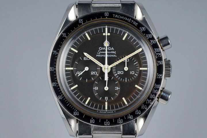 1969 Omega Speedmaster 145.022 Pre-Moon Calibre 861 BROWN Dial photo