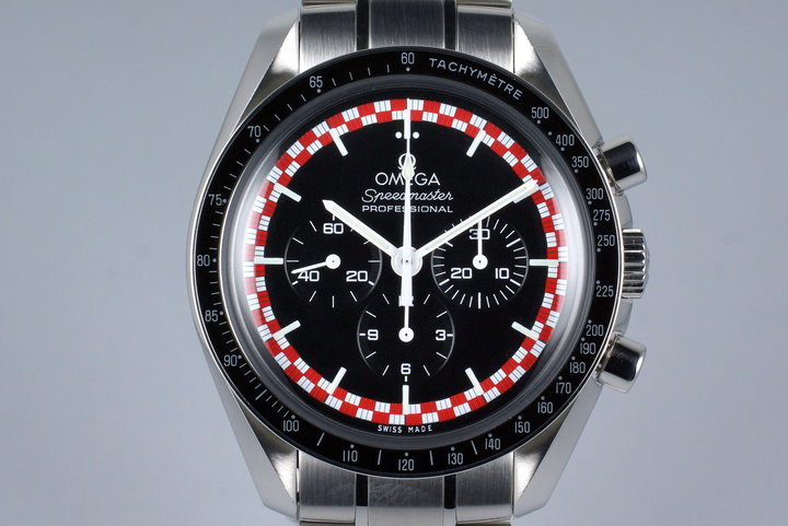 2013 Omega Speedmaster 311.30.42.30.01.004 Racing Dial photo