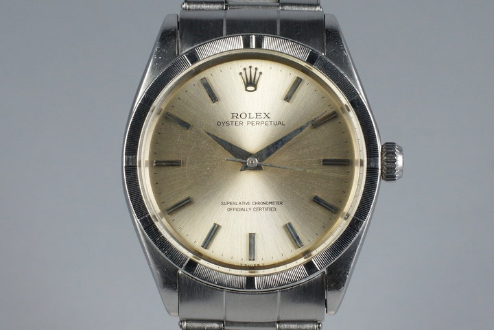 1964 Rolex Oyster Perpetual 1007 photo