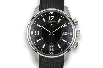 2018 Jaeger-LeCoultre Polaris Memovox Q9038670 with Box and Papers photo