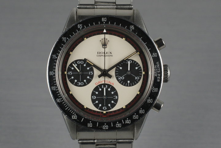1967 Rolex Daytona 6241 with Paul Newman 3 Color Dial photo