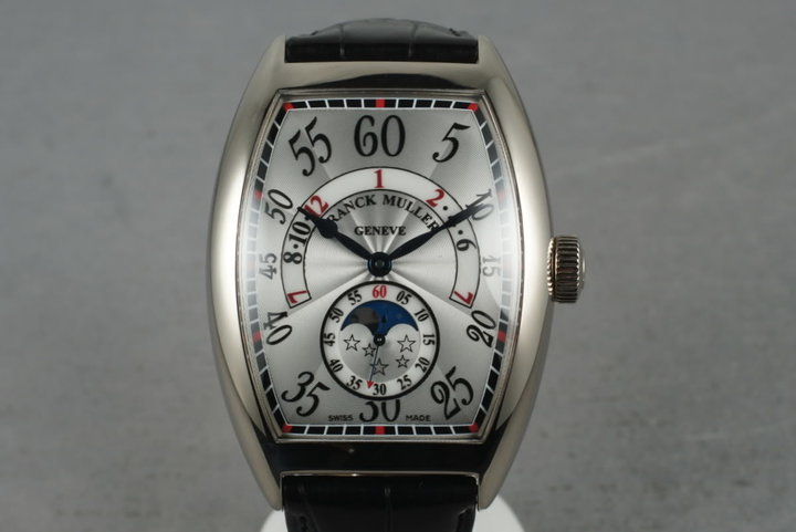 Franck Muller Irregular Time  8880HIRL photo