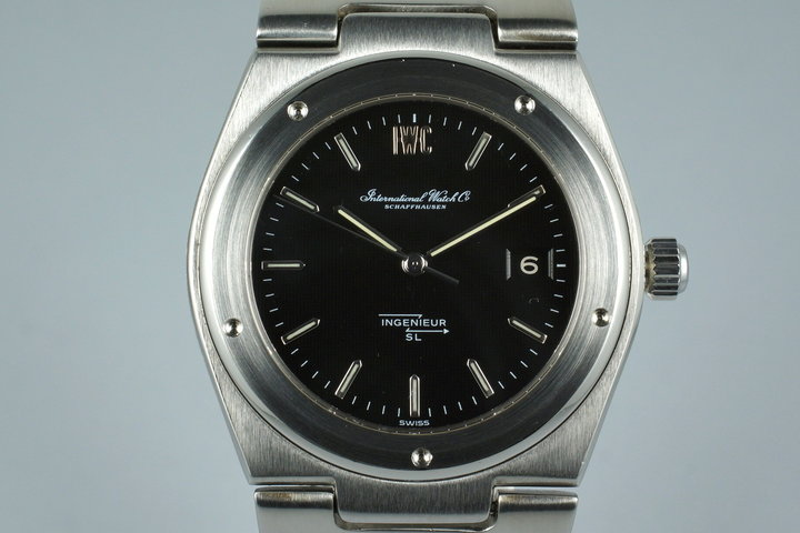 1970's IWC Ingenieur SL1832 photo