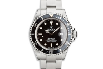 1991 Rolex Sea-Dweller 16600 photo