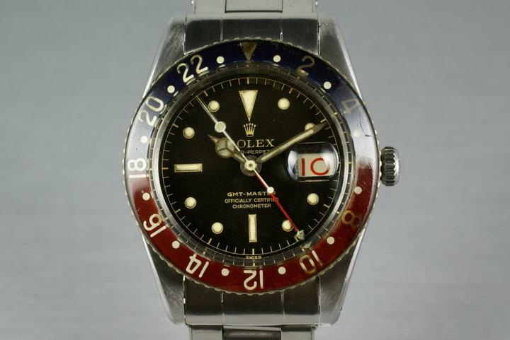 Rolex GMT 6542 photo