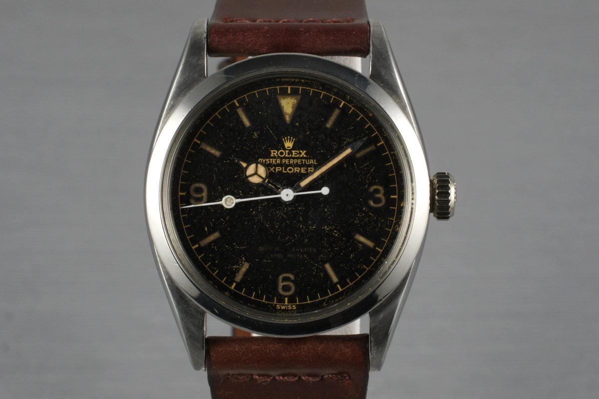 1958 Rolex Explorer 1 6610 photo, #0