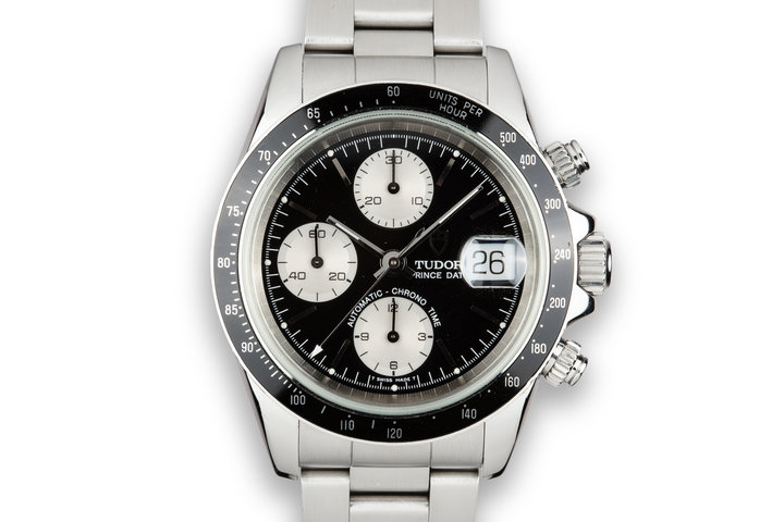 1997 Tudor Prince Date Chronograph 79260 photo