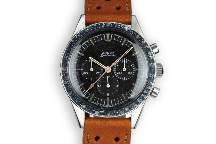 1963 Omega Straight Lug Pre-Moon Speedmaster Professional 105.003 photo
