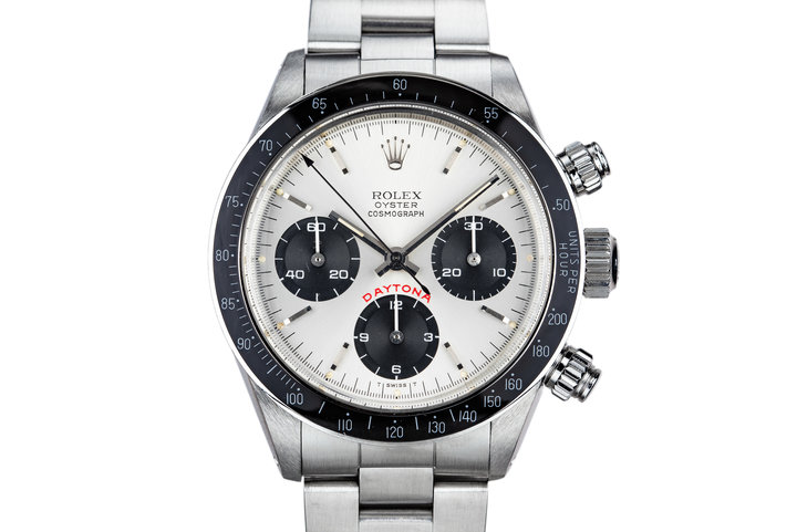 "1982 Rolex Daytona 6263 ""Big Red"" Silver Dial photo"