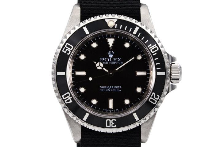 1997 Rolex Submariner 14060 photo