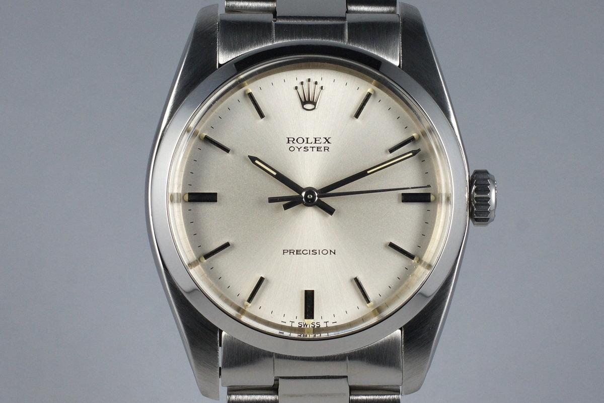 1982 Rolex Oyster Precision 6426 photo, #0