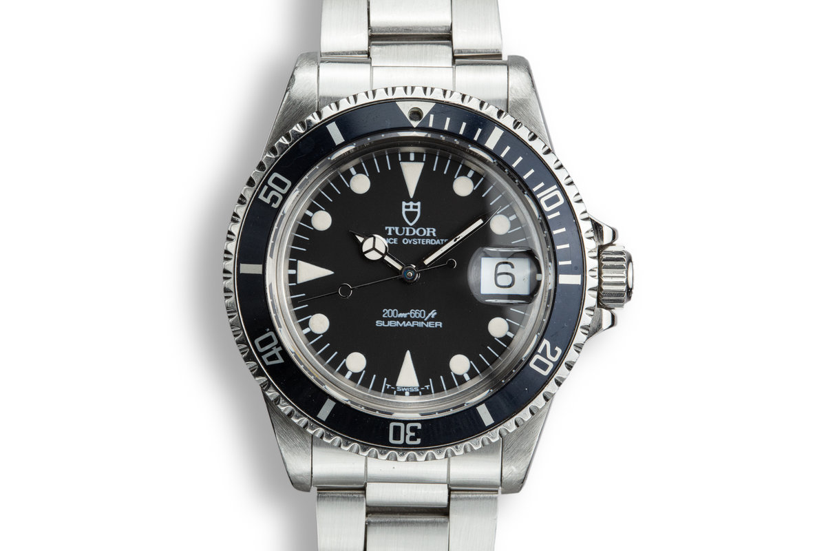 1989 Tudor Prince Oysterdate Submariner 79090 photo, #0