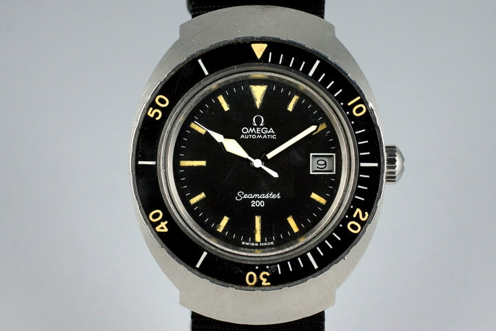 1970's Omega Seamaster 200 166.091 Calibre: 1002 photo