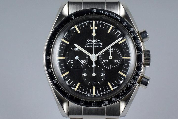 1967 Omega Speedmaster 145.012 Pre-Moon 321 photo