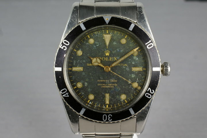 Rolex Submariner Ref: 6204 SERPICO Y LAINO photo