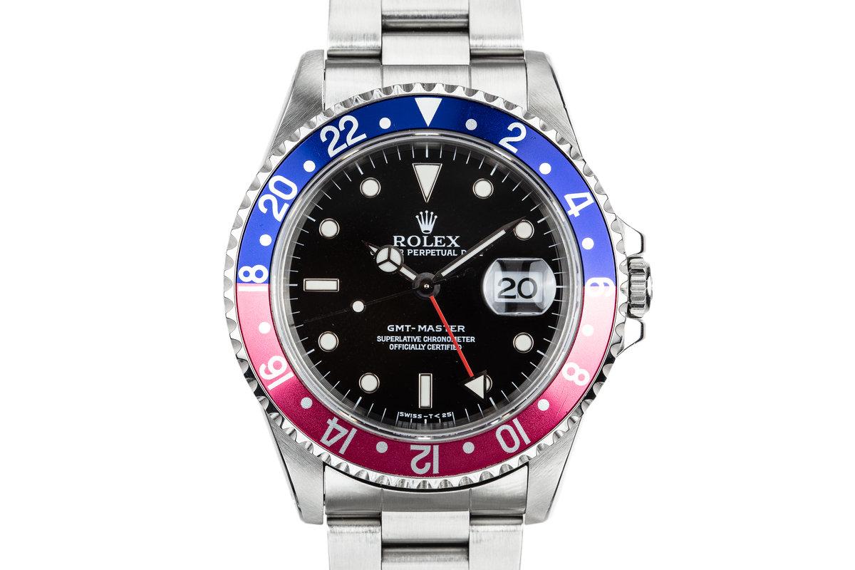 1995 Rolex GMT-Master 16700 photo, #0