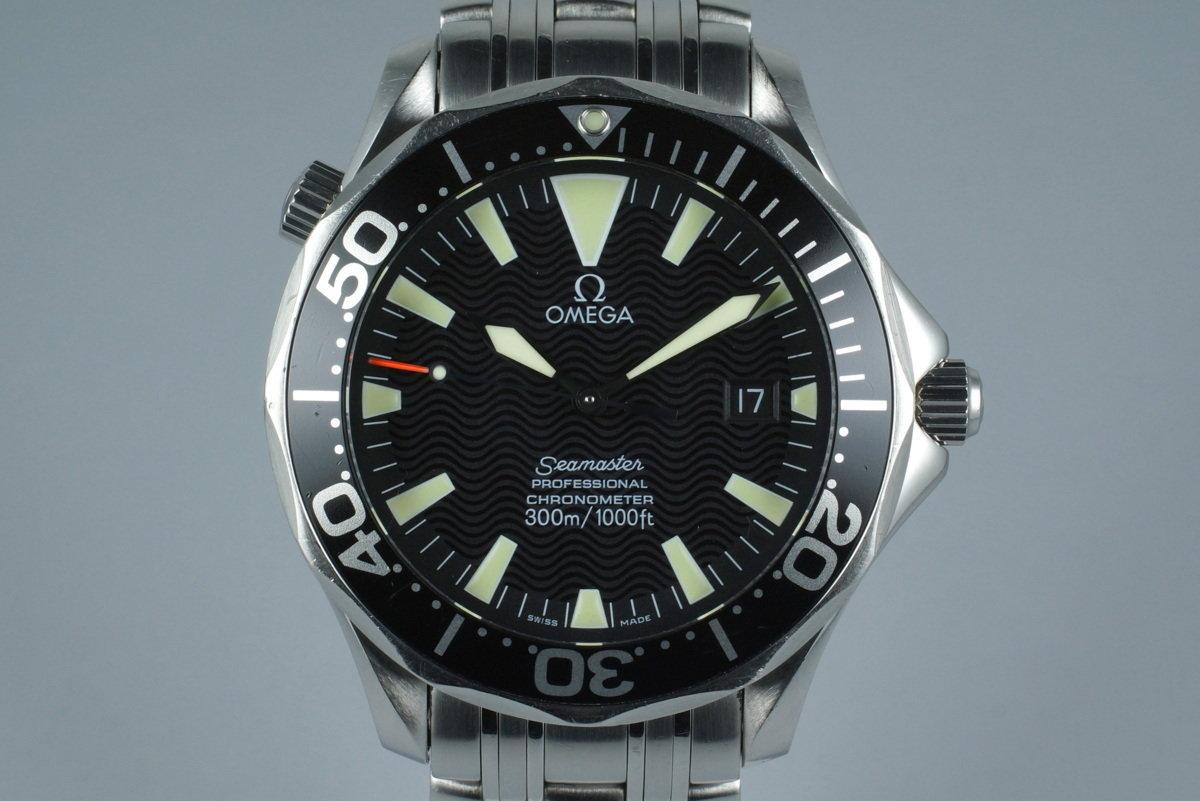 2002 Omega Seamaster 2054.50 photo, #0