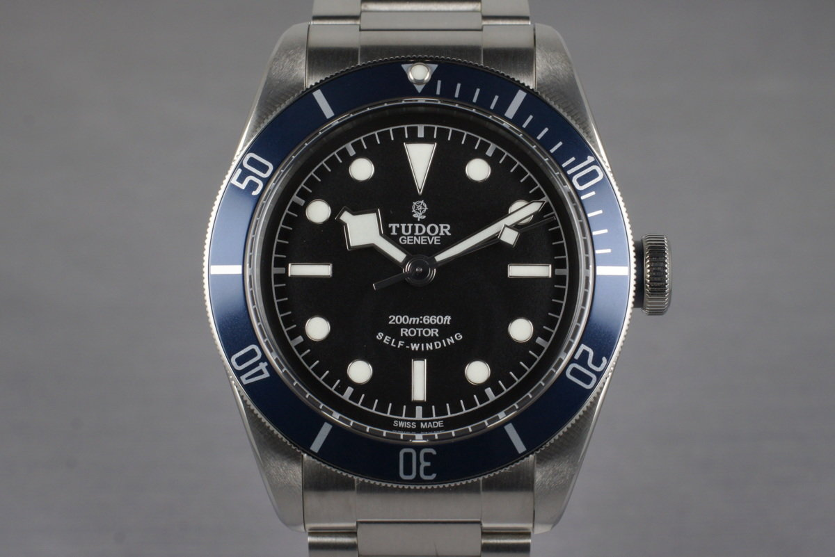 2014 Tudor Black Bay 79220OB with Box and Papers photo, #0