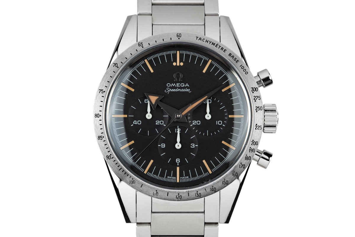 2017 Omega 60th Anniversary Speedmaster with Box and Papers photo, #0