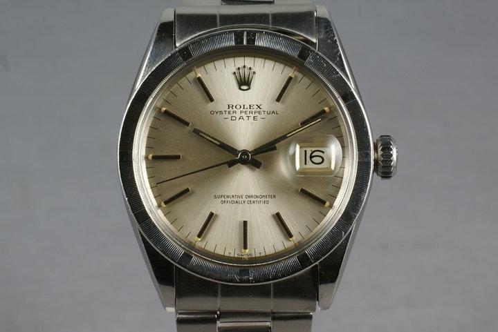 Rolex Date 1501 photo